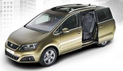 SEAT Alhambra 2.0 TDI CR 140 E-Ecomotive Style 5p