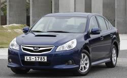 Subaru Legacy 2.0TD 150 Executive S 4p