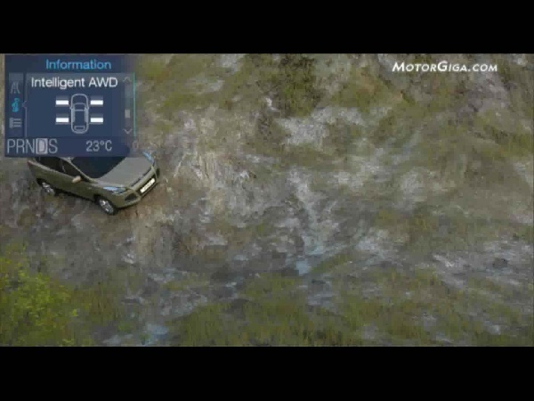 Video Awds Ford Kuga - Como funciona