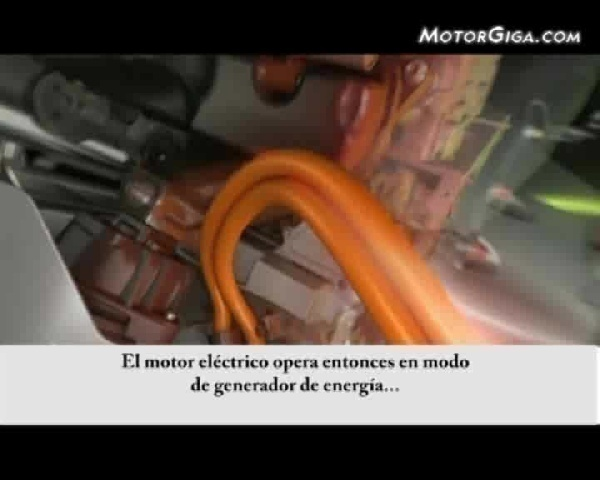 Video Brake Energy Regeneration - Como funciona