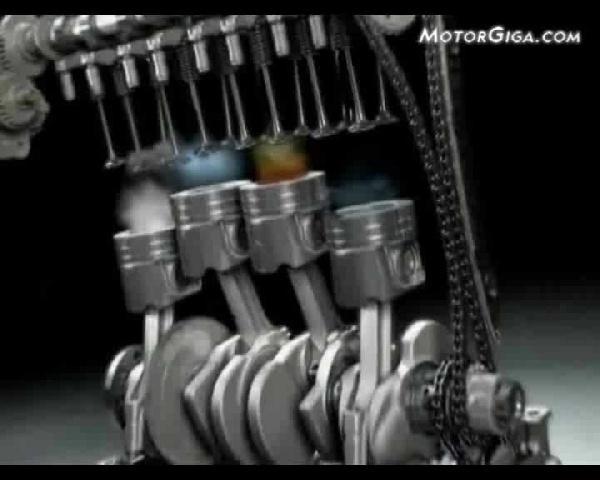 Video Ciclo Diesel - Como funciona