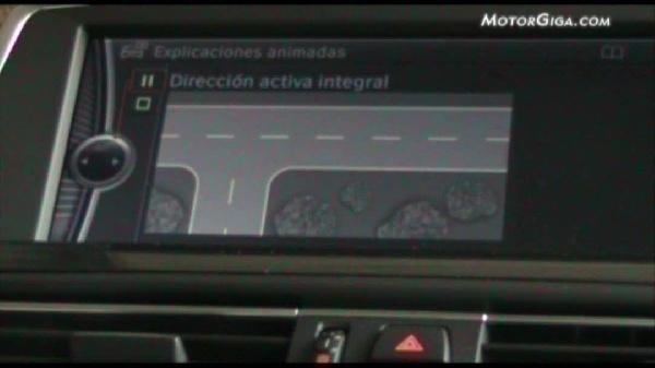 Video Direccion Activa Integral Bmw - Como funciona