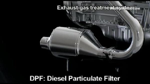 Video Filtro Particulas Diesel - Como funciona