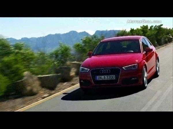 Video Audi A3 2012