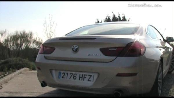 Video Bmw Serie6 2012 - Prueba 640i Dinamica
