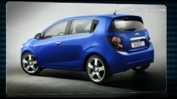 Video Chevrolet Aveo 2010 - 2011
