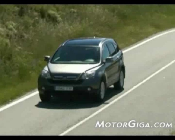 Video Honda Crv 2009 - Crv