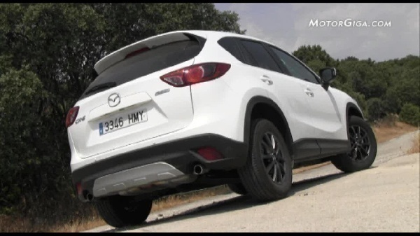 Video Mazda Cx5 2012 - Prueba Dinamica