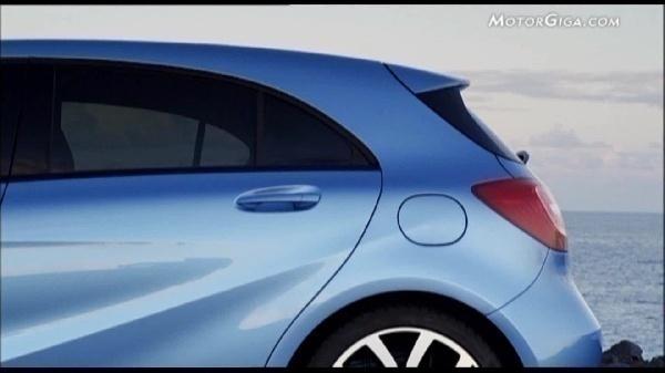 Video Mercedes Clase-a 2012 - Presentacion