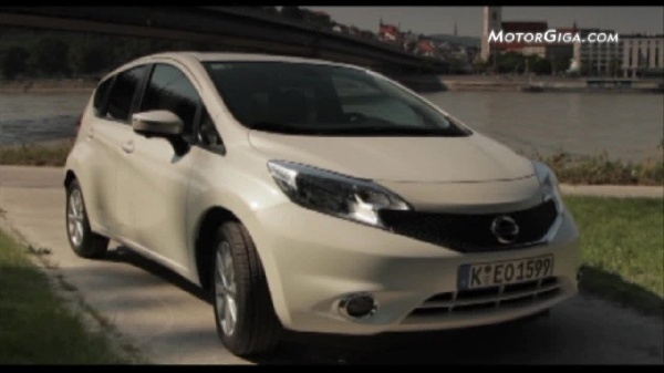 Video Nissan Note 2013 - Caracteristicas Generales