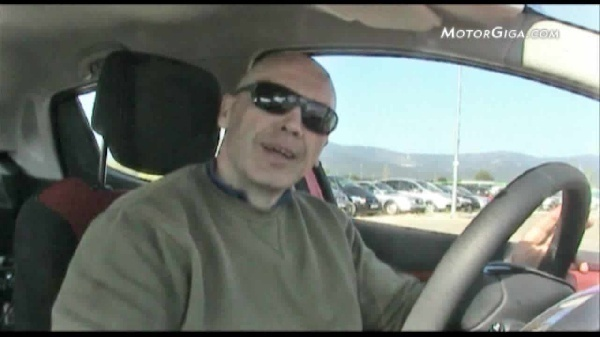 Video Renault Clio 2012 - Prueba Dinamica