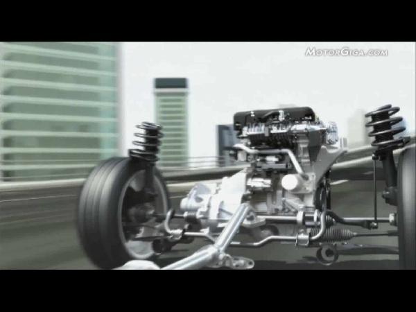 Video Tecnica Funcionamiento Motores - Motor 10 Ecoboost Ford