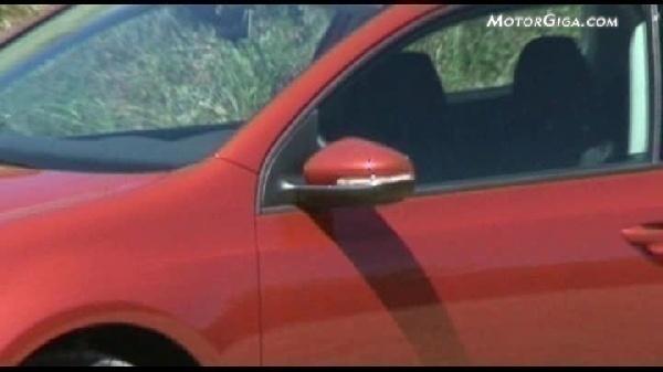 Video Volkswagen Golf 2010 - Tsi Exteriores