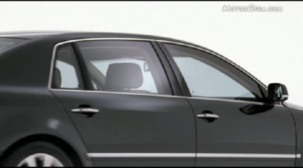 Video Volkswagen Phaeton 2010 - Exteriores