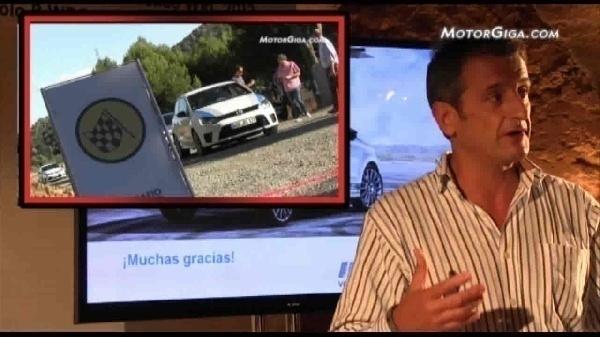 Video Volkswagen Polo 2013 - Luis Moya Habla Del Wrc