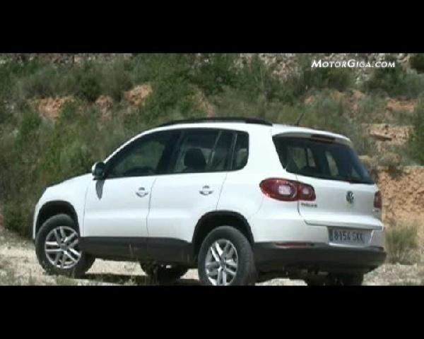 Video Volkswagen Tiguan 2010 - Vw 4x2 Exteriores_1