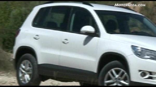 Video Volkswagen Tiguan 2010 - Vw 4x2 Interiores