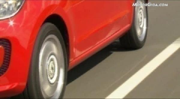 Video Volkswagen Up 2011 - Up