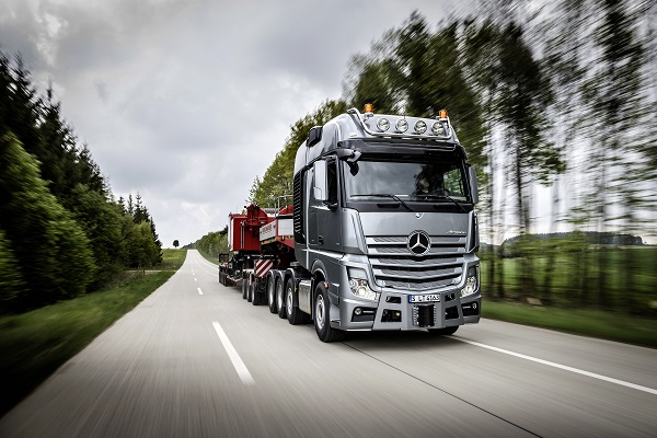 Amplicación peajes a camiones en  Alemania
