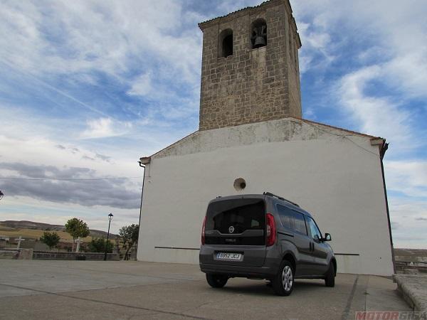 Prueba Fiat Doblo Panorama