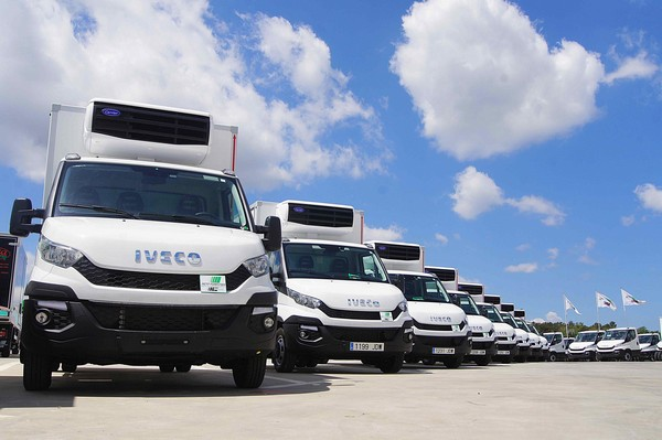 Iveco Daily Petit Forestier