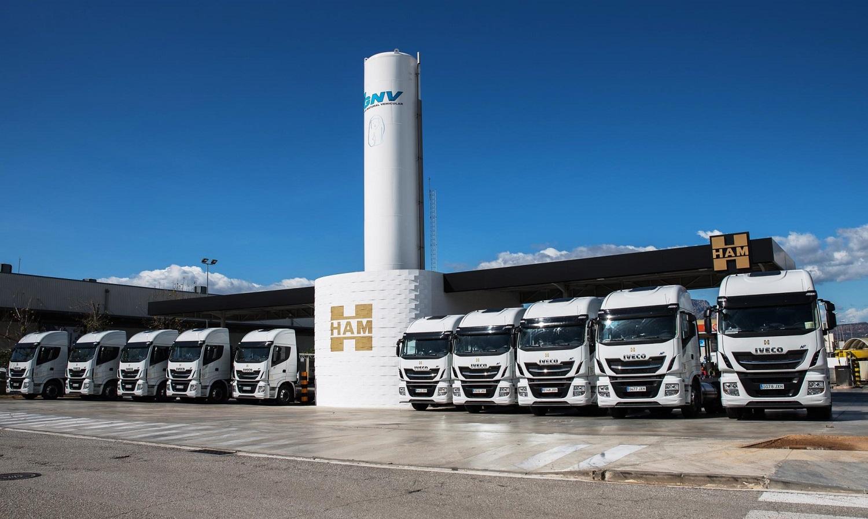 Iveco Stralis NP Transportes HAM