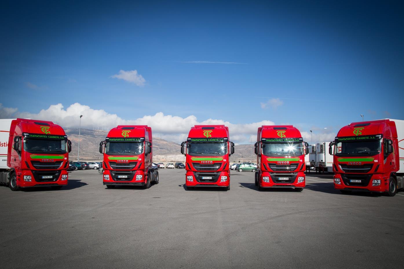 Iveco Transportes Caudete