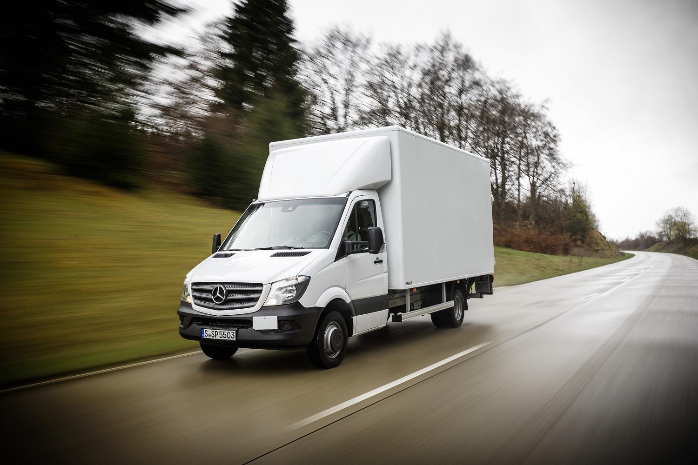 Mercedes Sprinter carrozada vans solutions