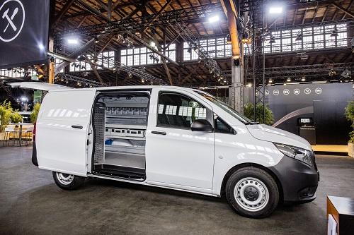 Mercedes Vito Vans Solutions