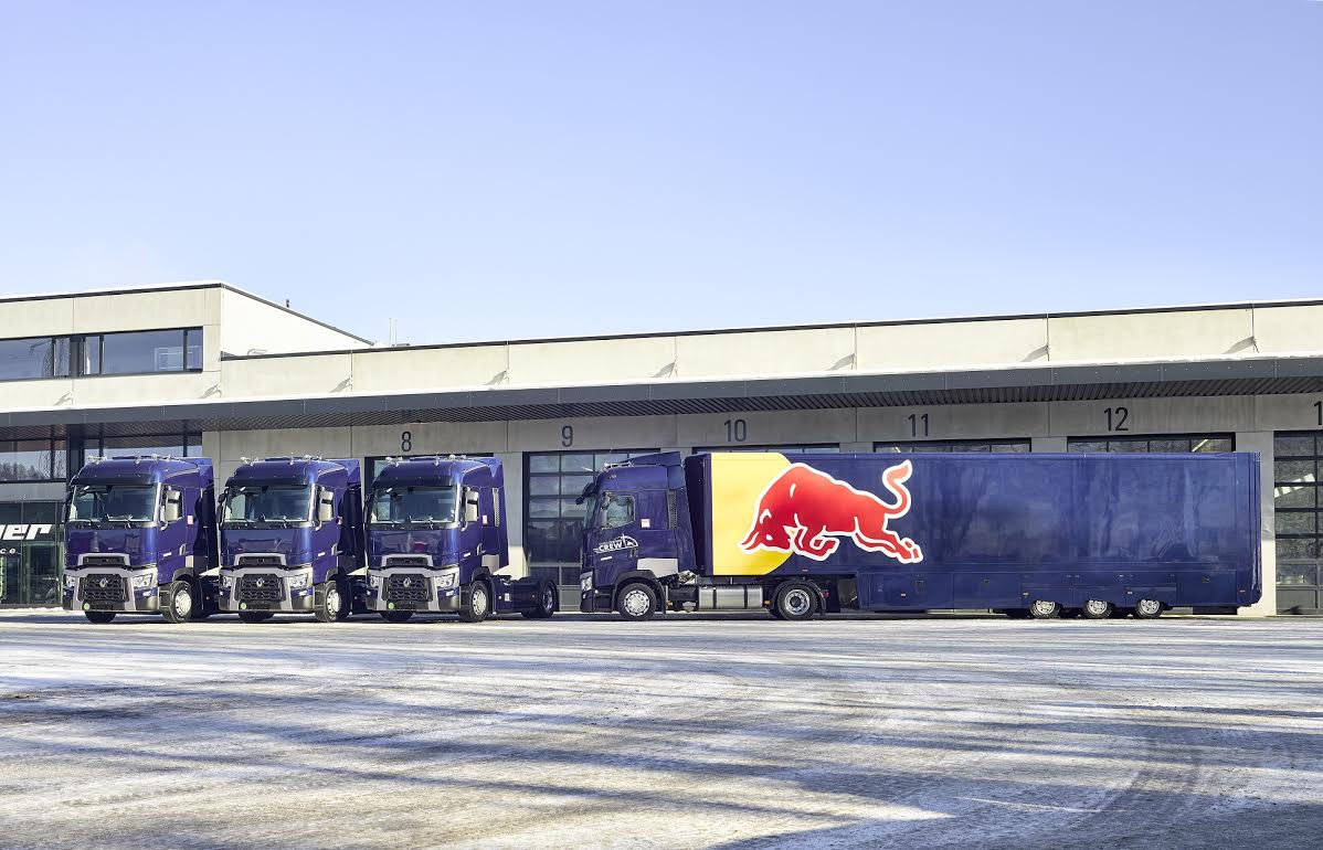 Renualt Trucks T Hkigh