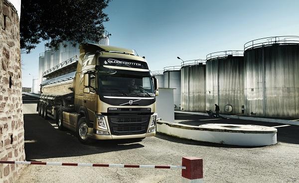 Positioning + Volvo Trucks