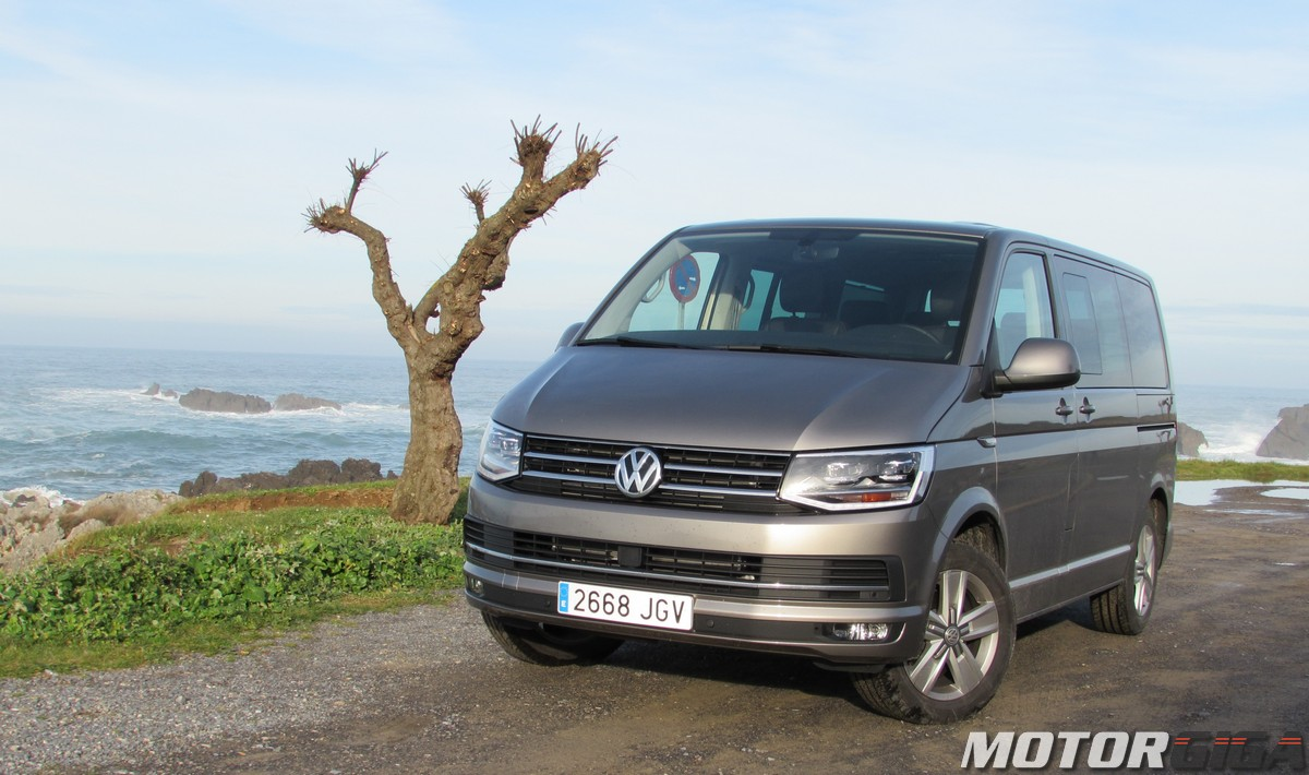 prueba volkswagen multivan t6 premium sigue siendo el rey. Black Bedroom Furniture Sets. Home Design Ideas
