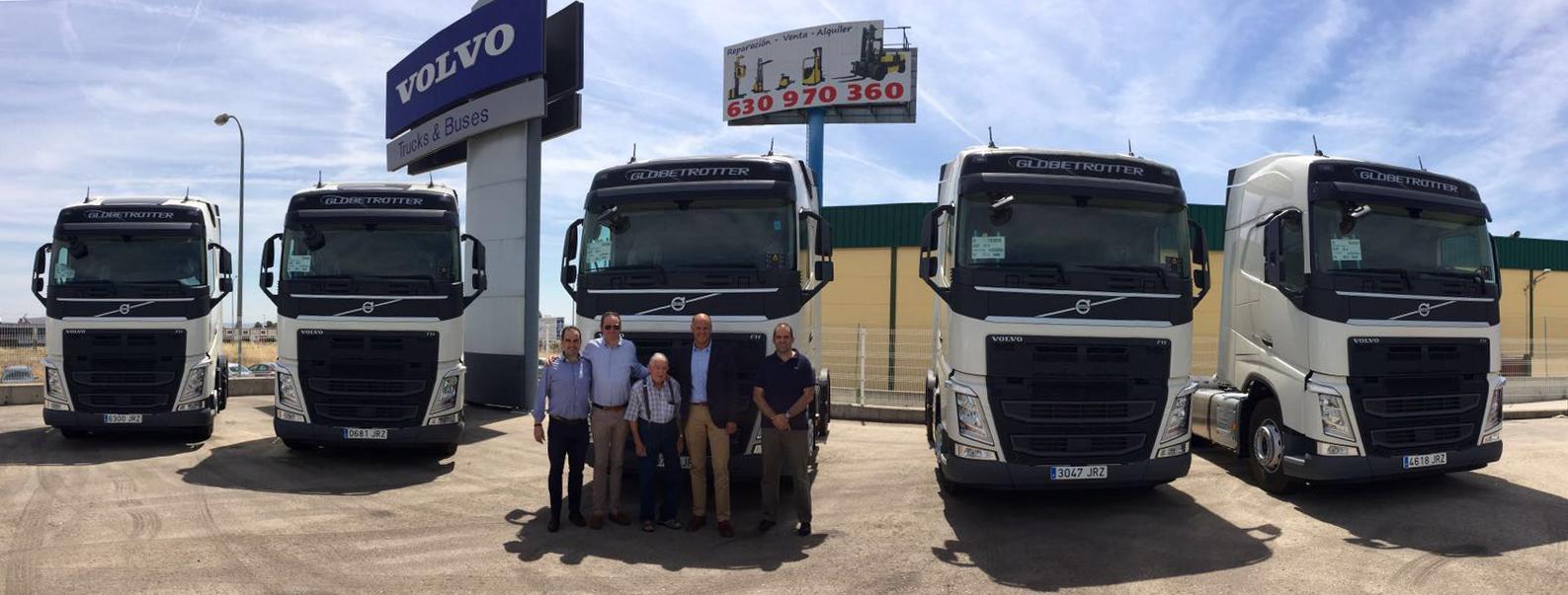 Avitrans Megacamiones Volvo