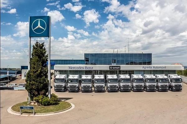 Mercedes-Benz Actros Maracotran