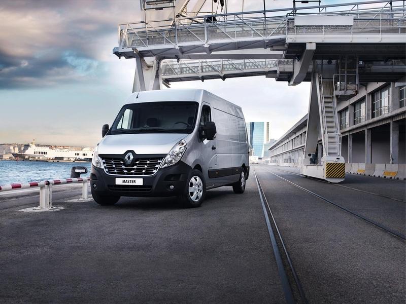 Foto Renault Master 2014 1