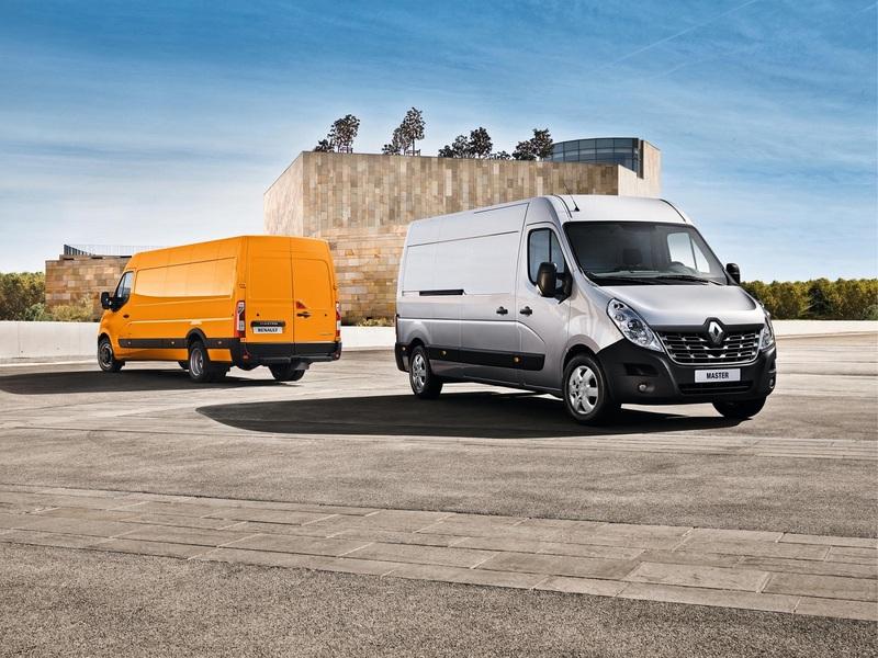 Foto Renault Master 2014 2