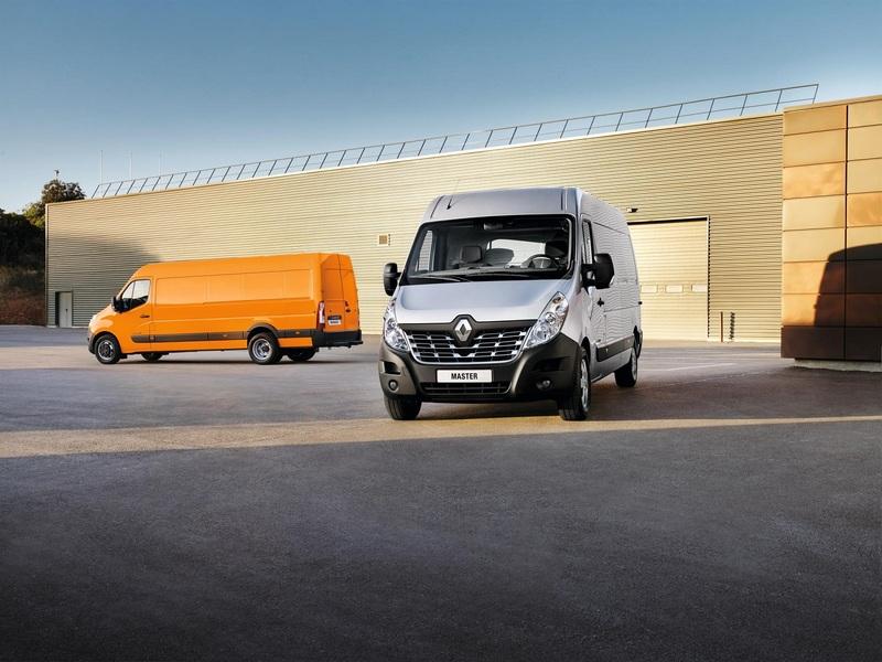 Foto Renault Master 2014 3
