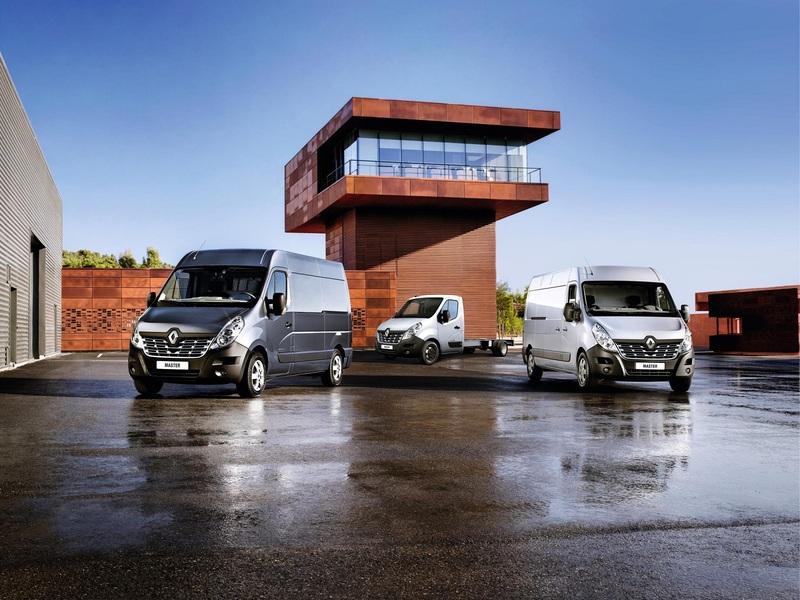 Foto Renault Master 2014 4