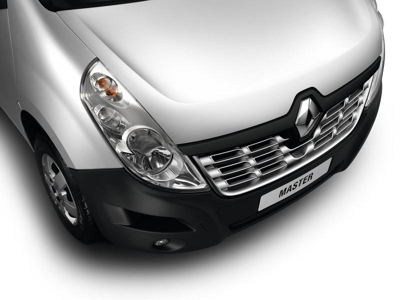 Foto Renault Master 2014 5